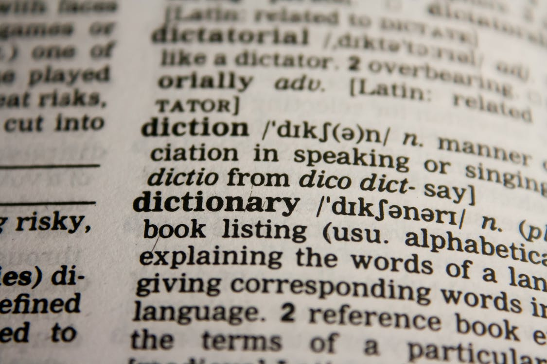 The Strange Origins of the English Dictionary